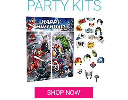 Decorations party kit