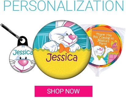 Easter Personalization
