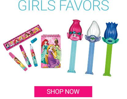 Party Favors & Games, Girls, Party