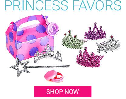 Party Favors & Games, Princess
