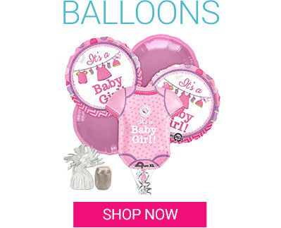 Baby Shower, Balloons