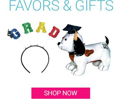 Graduation, Favors, Gifts