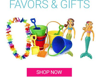 Summer, Favors, Gifts