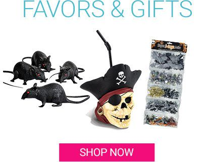 Halloween, Favors, Gifts
