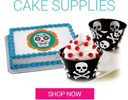 Halloween, Cake Supplies