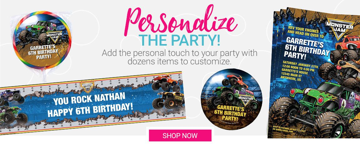 Birthday Party Supplies And Party Ideas Kids And Adults
