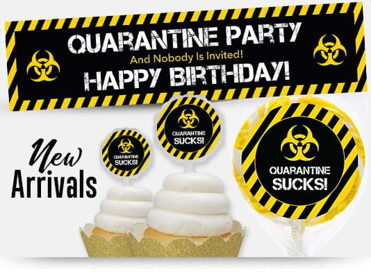 Quarantine Party