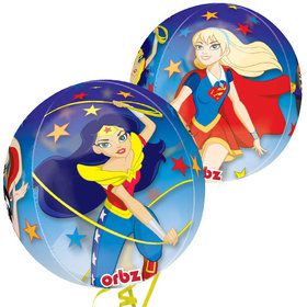 "16"" DC Super Hero Girls Orbz Balloon (Each)"