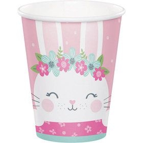 Birthday Bunny Hot/Cold 9oz Cup (8)