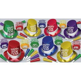 42nd Street New Year's Party Kit (For 25 People)