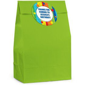 A Year To Celebrate Personalized Favor Bag (Set Of 12)