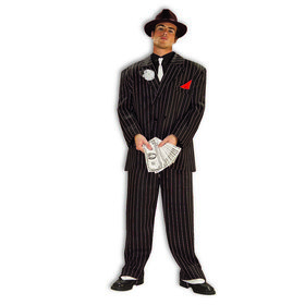 Adult Chicago Gangster Costume