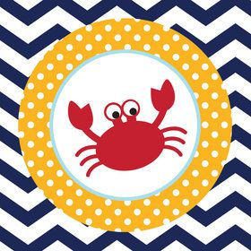 Ahoy Matey Beverage Napkins (16 Count)
