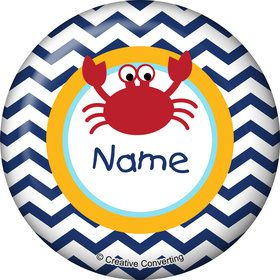 Ahoy Matey Personalized Magnet (Each)