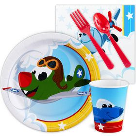 Airplane Adventure Snack Party Pack