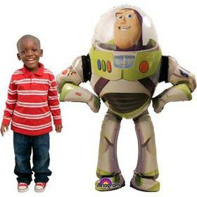 Airwalker Buzz Lightyear Balloon (each)