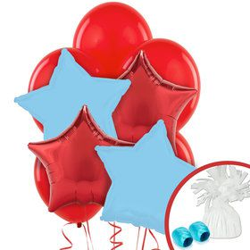 Alice In Wonderland Balloon Bouquet Kit