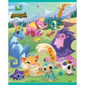 Animal Jam Plastic Loot Bags (8)