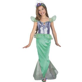Ariel Little Mermaid Standard Child Cost