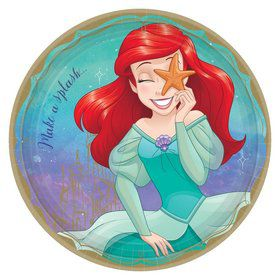 Ariel Lunch Plates (8)
