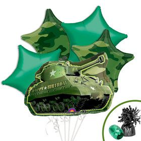 Army Party Balloon Kit