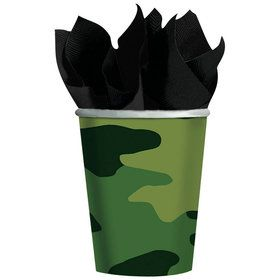 Army Party Cups (8-pack)