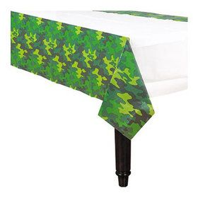 Army Party Table Cover (each)