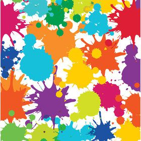 Art Party Luncheon Napkins (16 Count)