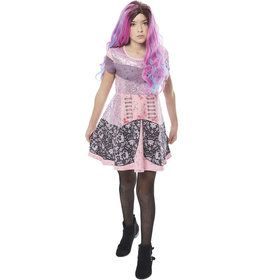 Audrey Girl's Descendants Dress Costume