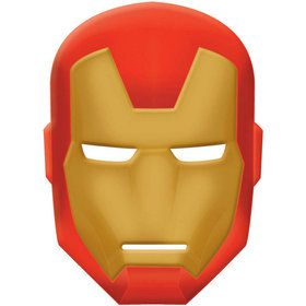 Avengers Assemble Iron Man Mask