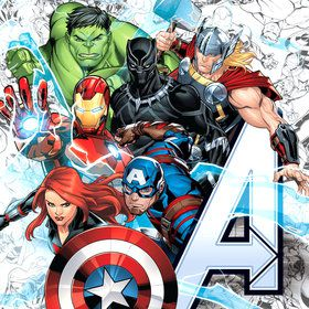 Avengers Lunch Napkin (20)
