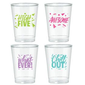 Awesome Party Assorted 10oz Tumblers
