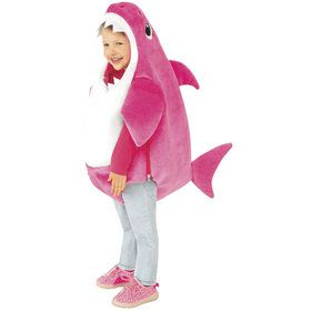 Baby Shark - Mommy Shark Kids Costume