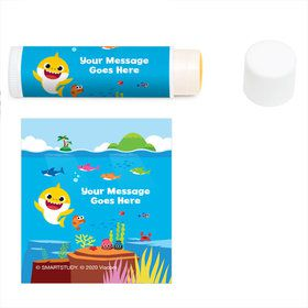 Baby Shark Personalized Lip Balm (12)
