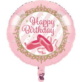 Ballerina Balloon (each)