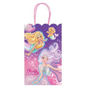 Barbie Mermaid Favor Bags (8)