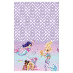 Barbie Mermaid Tablecover