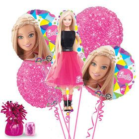 Barbie Party Balloon Kit
