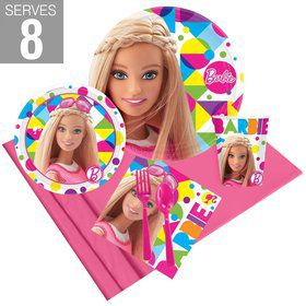Barbie Party Pack For 8