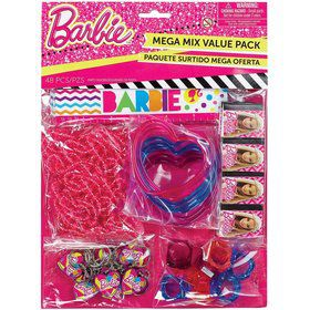 Barbie Sparkle Value Favor Pack (48 Pieces)