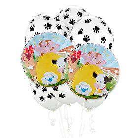 Barnyard 8 pc Balloon Kit