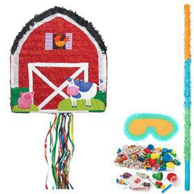 Barnyard Friends Pinata Kit