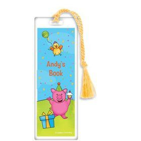 Barnyard Personalized Bookmark (each)