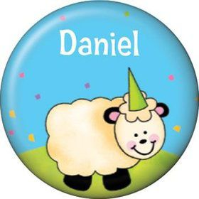 Barnyard Personalized Mini Button (each)