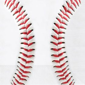 Baseball Beverage Napkin (16)