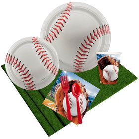 Baseball Party Pack (8 Count)