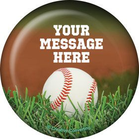 Baseball Personalized Magnet (Each)