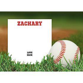 Baseball Personalized Thank You (Each)