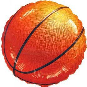 Basketball Balloon (each)