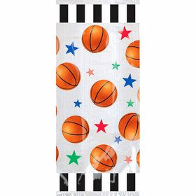 Basketball Party Favor Bags (20 Pack)